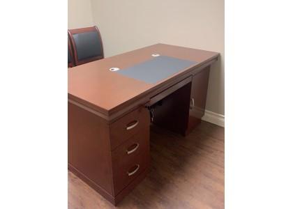 Veneer Signing Desk