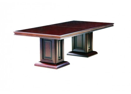 "120""W Rectangular Boardroom Table"