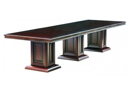 "141"" Rectangle Conference Table"