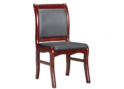 Armless Wood Chair