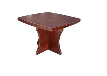 Small Square Veneer Table