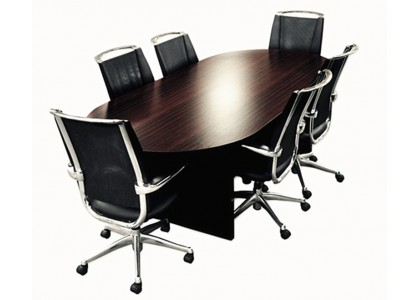 "94""W Laminate Conference Table"