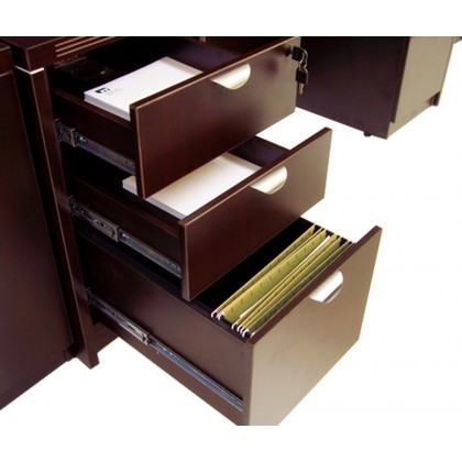 Full Pedestal (Box/Box/File)