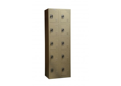 10-Door Locker