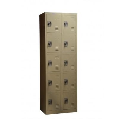 10-Door Locker