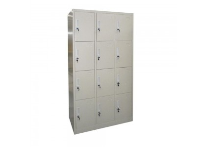 12-Door Locker