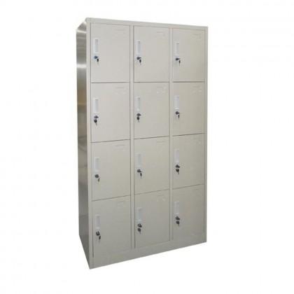 12-Door Locker
