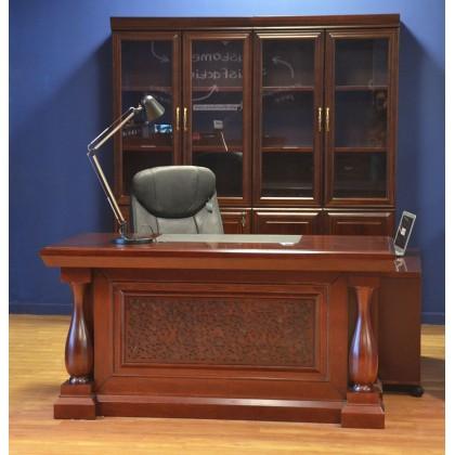 "63""W Classic Executive Desk"